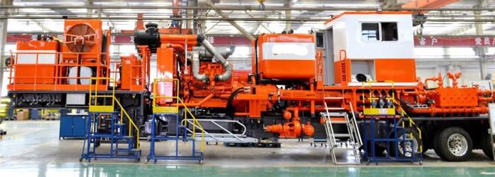 连续油管压裂_天然气压缩机成橇商 压缩机品牌:Ariel,Waukesha, DRESSER-RAND, CAMERON ...
